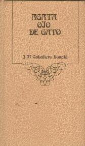 9788471783875: Agata, ojo de gato (Libros DB) (Spanish Edition)