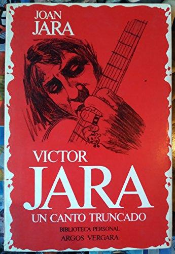 9788471786302: Victor Jara UN Canto Truncado
