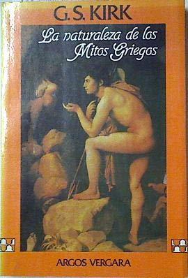 9788471788801: Naturaleza de los mitos griegos