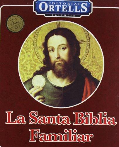 9788471892294: Santa Biblia Familiar Mod. 1