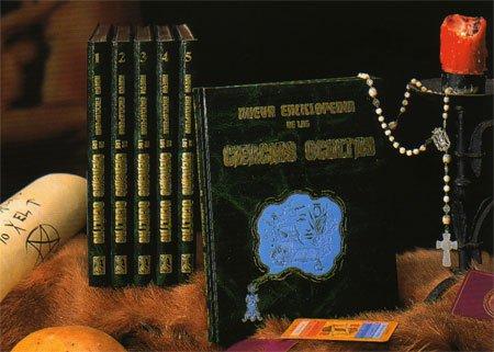 NUEVA ENCICLOPEDIA DE LAS CIENCIAS OCULTAS 6 volumenes obra completa: jose maria kaydeda