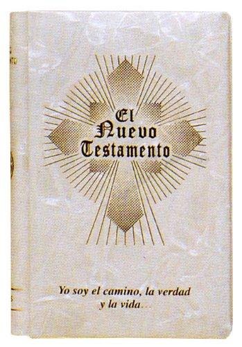 9788471897046: El Nuevo Testamento, Mod. N (nacarina)