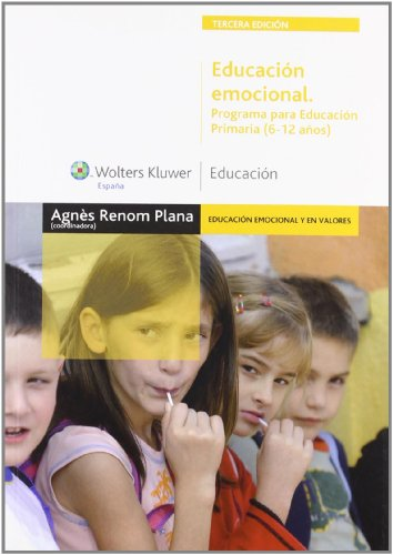 9788471978813: Educación emocional. Programa para Educación Primaria (6-12 años) (2.ª edición) (Educación emocional y en valores)