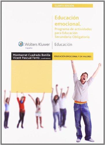 9788471978905: Educación emocional. Programa de actividades para Educación Secundaria Obligatoria (Educación emocional y en valores) - 9788471978905