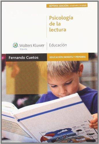 Psicología de la lectura (Cuetos) - Fernando Cuetos Vega