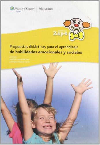 9788471979179: Aprende con Zapo: Propuestas didácticas para el aprendizaje de habilidades sociales y emocionales: 2