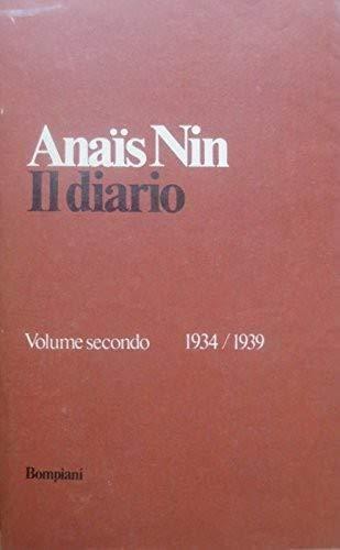 9788472040632: Diario : (1934-1939)