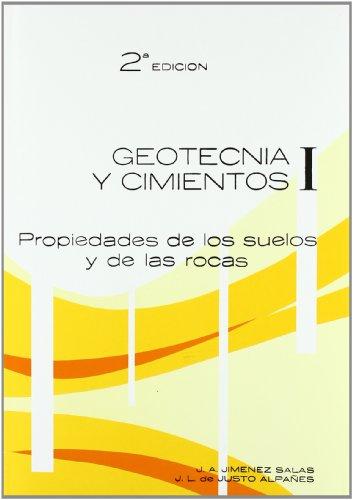 9788472070080: Geotecnia y Cimientos 1 (Spanish Edition)