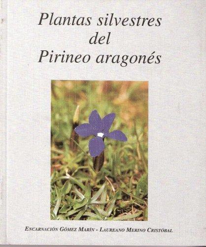9788472070981: Plantas Silvestres del Pirineo Aragones