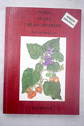 9788472071025: Flora de las islas Canarias : guiade bolsillo