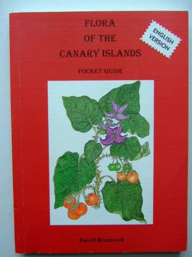 9788472071032: Flora of the Canary Islands: Pocket Guide