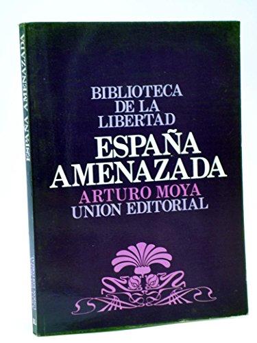 9788472091269: España amenazada