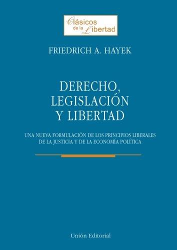 9788472094284: Derecho, Legislación y Libertad (Spanish Edition)