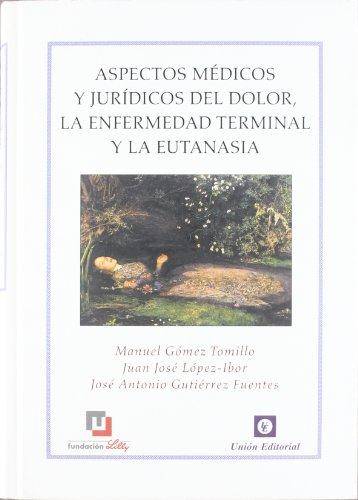 9788472094611: ASPECTOS MEDICOS Y JURIDICOS DEL DOLOR LA ENFERMEDAD...