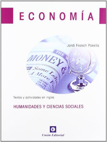 9788472095700: Economía bachillerato 1: Textos y actividades en inglés