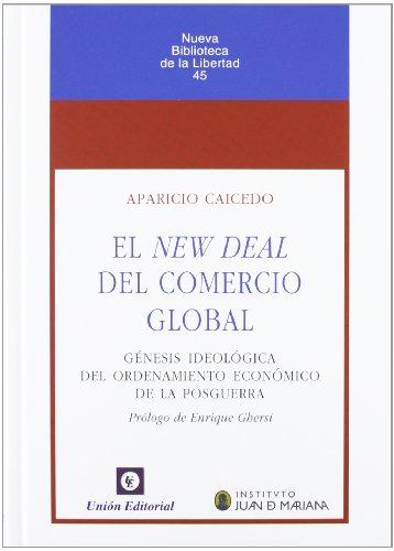 9788472095809: El New Deal del Comercio Global