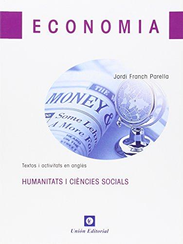 9788472096011: Economia: Humanitats i Ciències Socials (Dinero, banca y finanzas) - 9788472096011