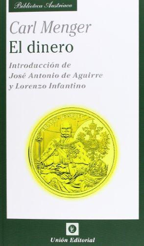 9788472096028: El dinero (Biblioteca Austriaca)