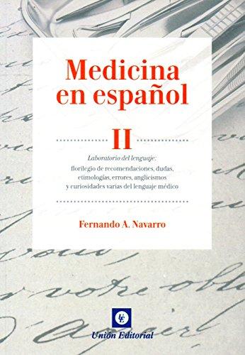 Medicina en español (Lilly). Vol. II - Fernando A. Navarro