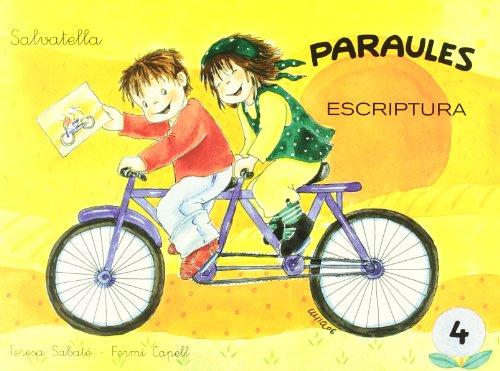 9788472103108: Paraules escriptura 4
