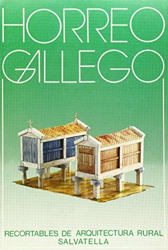 9788472105195: AR5- Hórreo gallego (Arquitectura rural)
