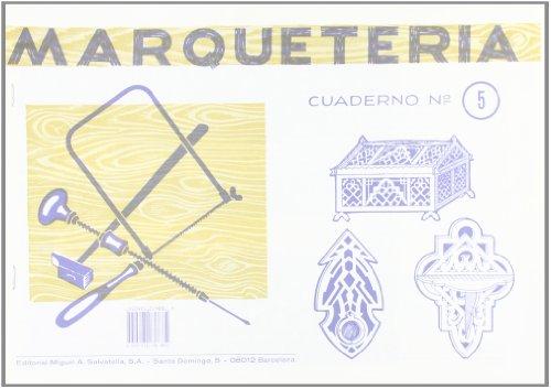 9788472106055: Marquetería 5