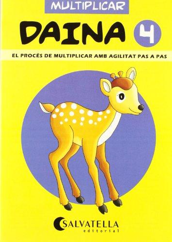9788472108127: Daina M-4 (Daina, multiplicar)