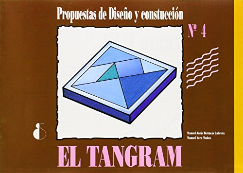 9788472108264: Propuestas diseño 4: tangram (Proyectos aprendizaje)