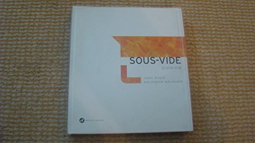 9788472121126: Sous Vide Cuisine
