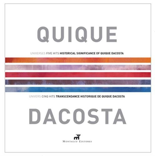 Quique dacosta 2000-2006 (english/spanish): Dacosta, Quique