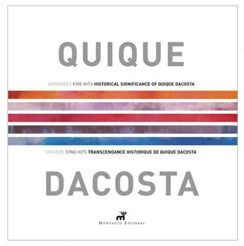 Quique Dacosta 2000 - 2006 English/French: Quique Dacosta