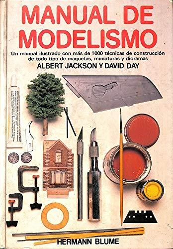 9788472142220: Manual de modelismo
