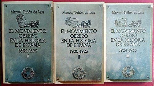 9788472223318: El movimiento obrero en la historia de España (Ediciones de bolsillo)