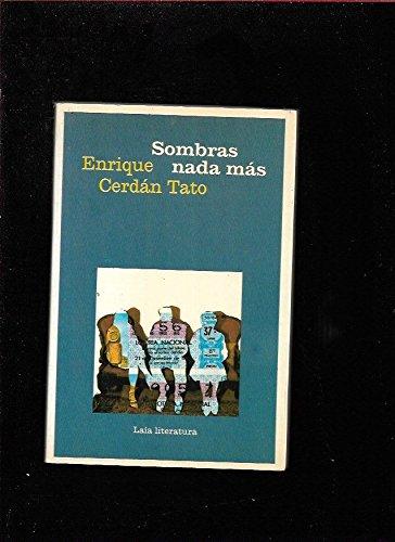 9788472225619: Sombras nada más (Laia/literatura) (Spanish Edition)