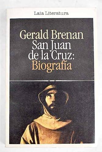 9788472228610: San Juan De La Cruz
