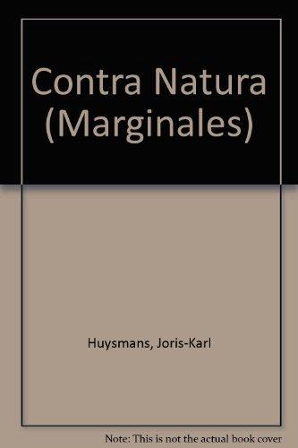9788472230668: Contra natura (.)