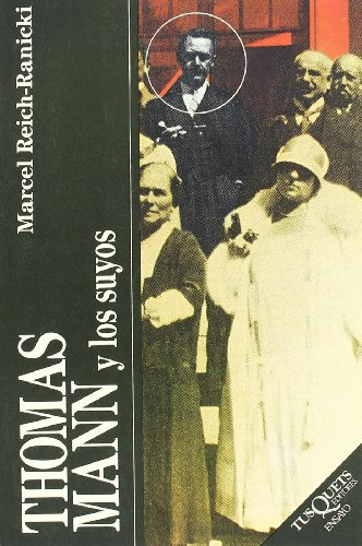 9788472231283: Thomas Man y Los Suyos (Spanish Edition)
