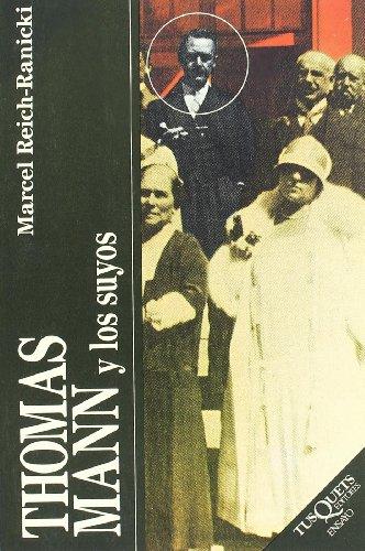 9788472231283: Thomas Mann Y Los Suyos (Spanish Edition)