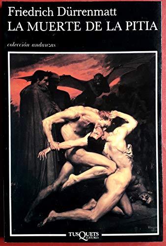 9788472231511: La muerte de la Pitia (.)