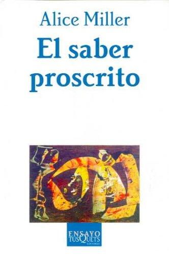 9788472231771: El saber proscrito (Ensayo)