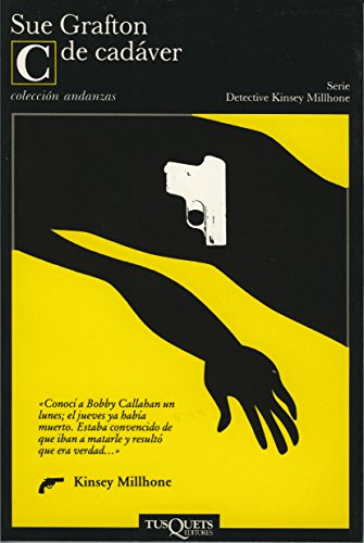 9788472231825: C De Cadaver / C Is for Corpse (Spanish Edition)
