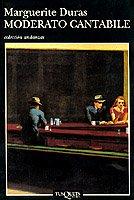 9788472232198: Moderato Cantabile (Spanish Edition)