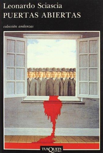 Puertas Abiertas / Open Doors (Spanish Edition): Sciascia, Leonardo
