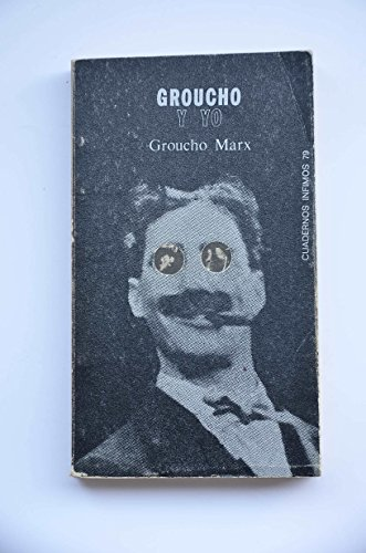 9788472234062: Groucho Y Yo (Spanish Edition)