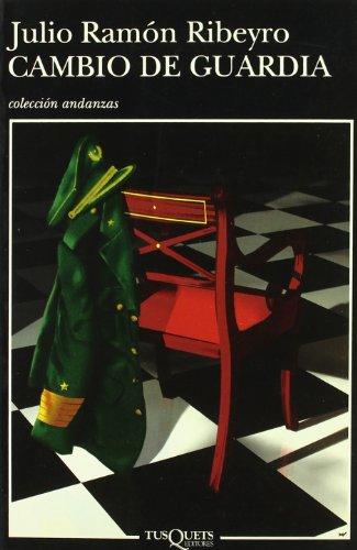 9788472234376: Cambio de Guardia (Coleccion Andanzas) (Spanish Edition)