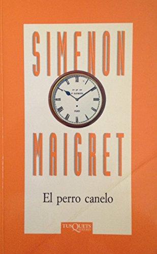 9788472234451: El Perro Canelo (Spanish Edition)