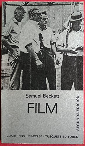 Film (Cuadernos Infimos) (Spanish Edition) (9788472235618) by Beckett, Samuel