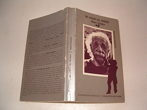 Mi vision del mundo: Einstein, Albert