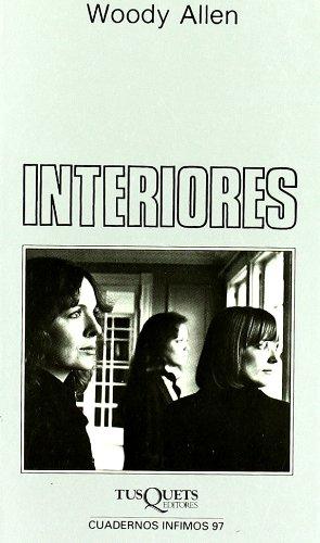 9788472235977: Interiores (Cuadernos Infimos)