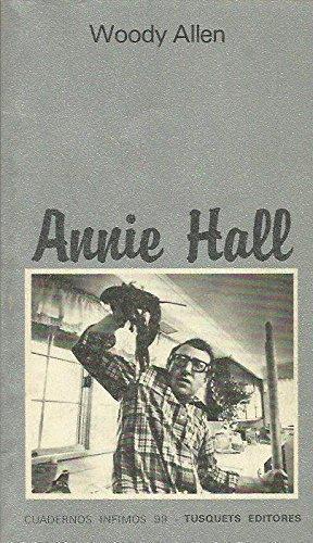 9788472235991: Annie Hall (Spanish Edition)